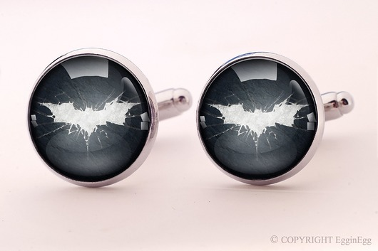 Batman II - spinki do mankietów - 0271 - 1979281