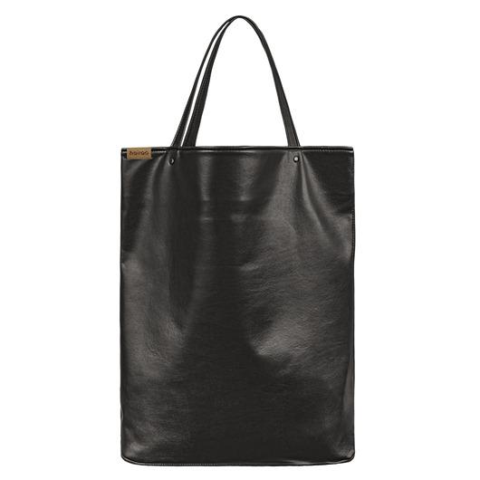 221ec68abd63d Kupić.pl - Pakamera - Mega shopper torba czarna na zamek
