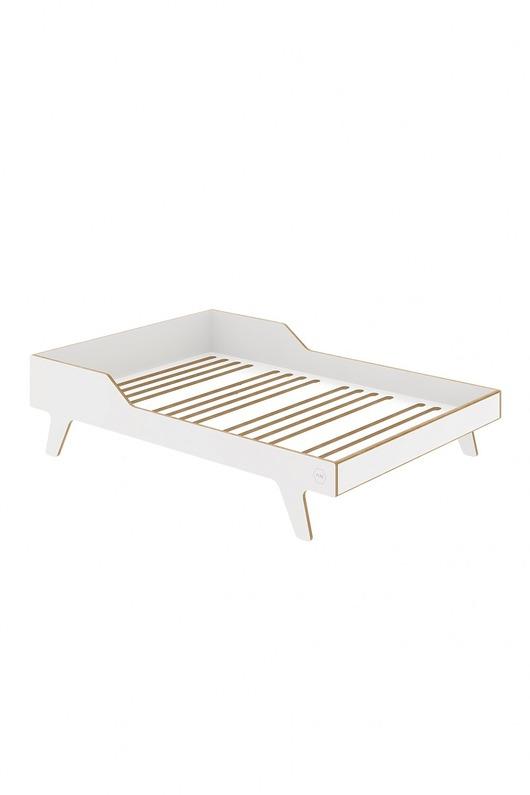 Łóżko Dream Double białe