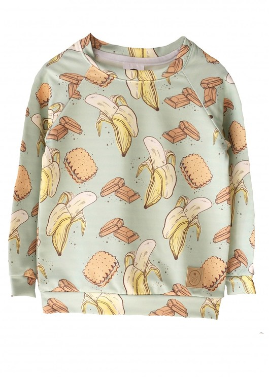 Bluza BANANAS mint - 1943373