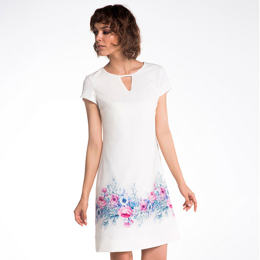 Sukienka Trapezowa Alice