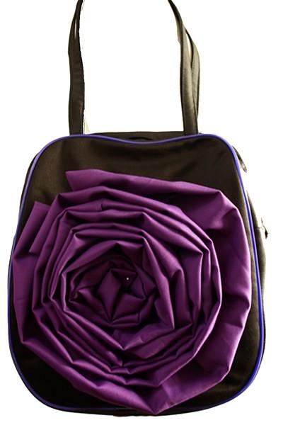 75fa783bafea7 wymiar fioletu - torby na ramię - damskie - Pakamera.pl