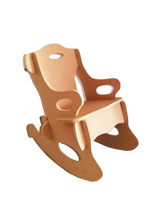 Fotel Bujany Dla Dziecka Drewniany Krzesło Meble Fotele
