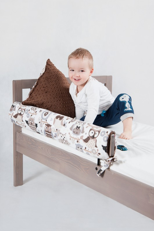 Ochraniacz Do łóżeczkałóżka Ikea Sowy Pakamerapl