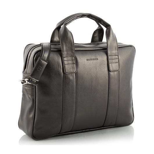 20f1c8ce99b4a Brązowa torba męska na laptopa - akcesoria - torby i nerki - męskie ...