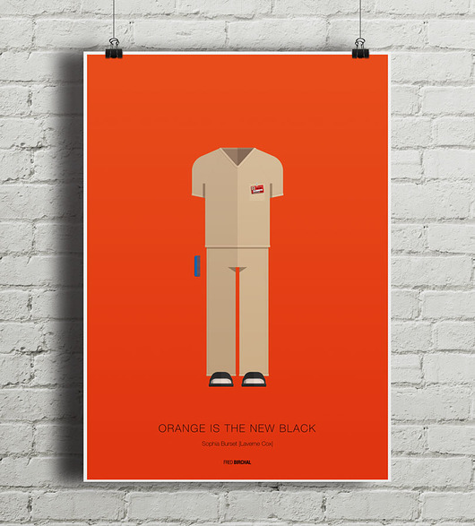 plakaty-Orange Is The New Black - plakat