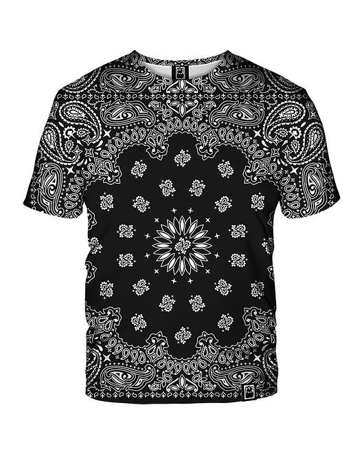 Damski T-shirt DR.CROW Bandana