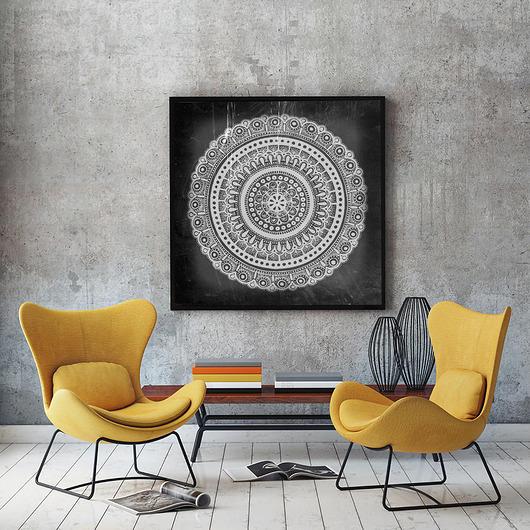 Sale! Mandala 60x60