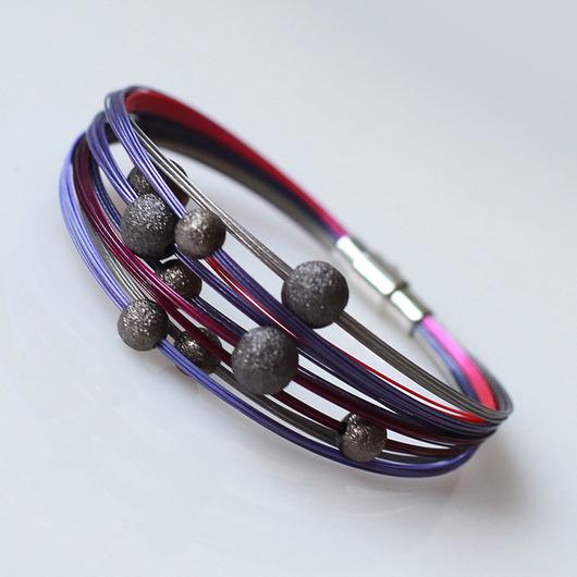 w ofercie Mitsu Bransoleta Ultra Violet - bransoletki - inne Biżuteria Damska bransoletki BG BG-6