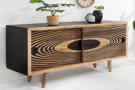 Komoda Magic, drewno mango, 84x160x45 cm