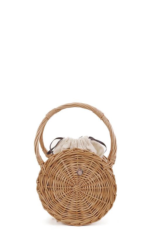 8b3eaf31c1656 Koszyk Ladybag Wicker Basket no.5 - worek - torebki do ręki ...