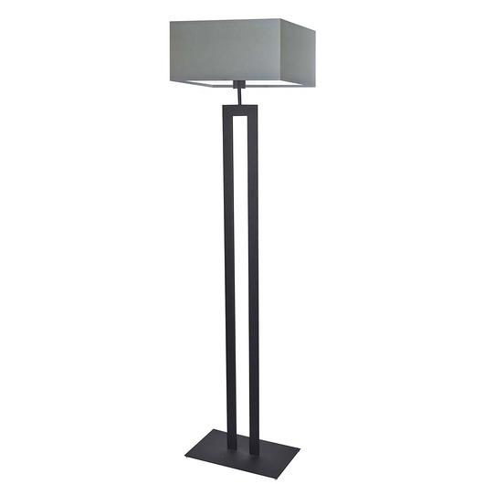 lampy stojące talerze salon