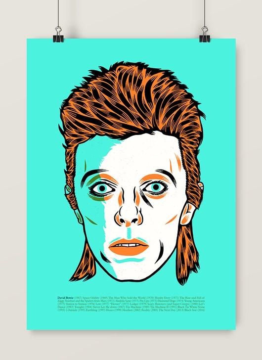 David Bowie Pakamerapl