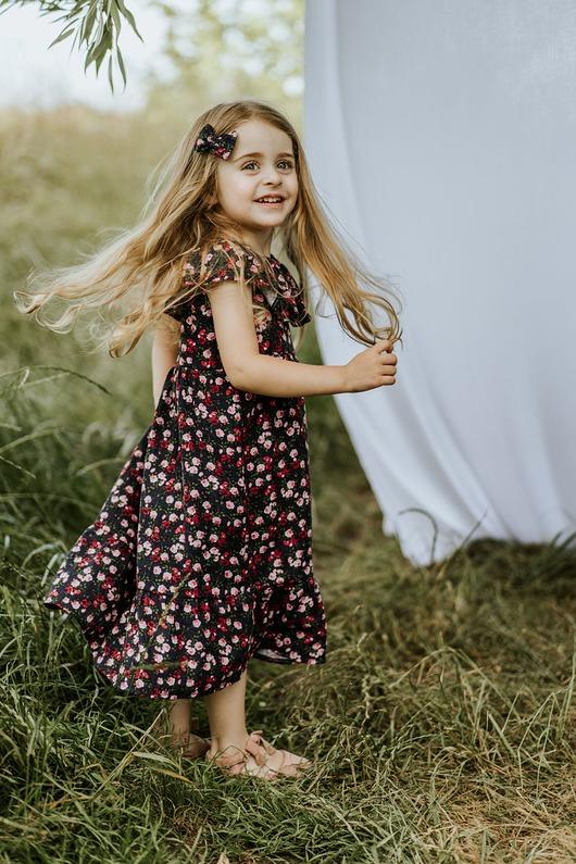 Sukienka Carmen w ró¿yczki