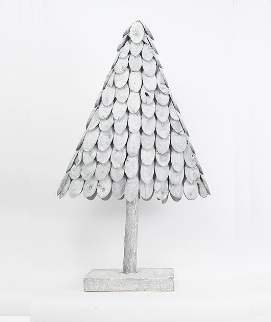 choinka drewniana duża - 1694407