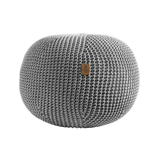 meble - pufy-puf Big Ball by Filo Loop 60x30