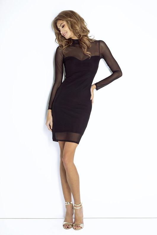 WOW NATASHA- dopasowana sukienka