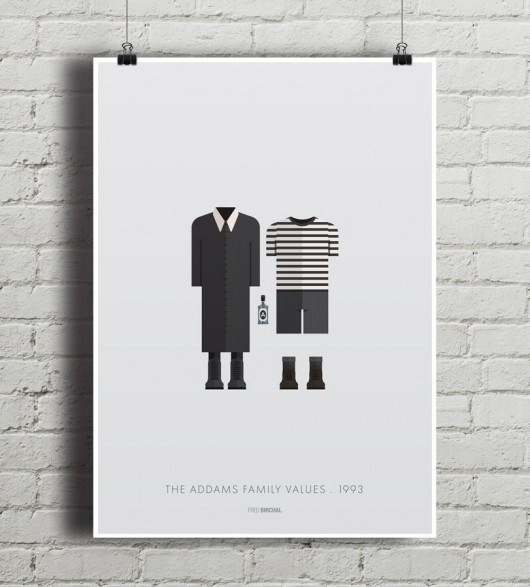 plakaty-The Addams Family - plakat 50x70 cm