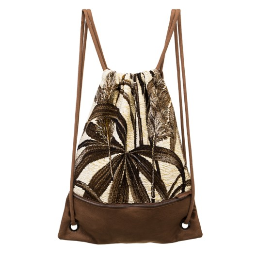 plecaki- backpack brown jungle