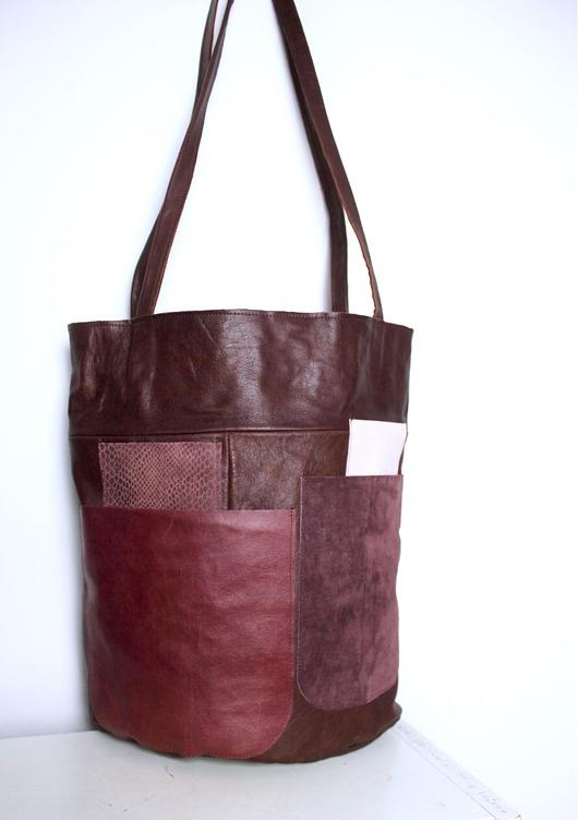 84bf31282bf3f URCHYNN minimalistyczna torba z kieszeniami