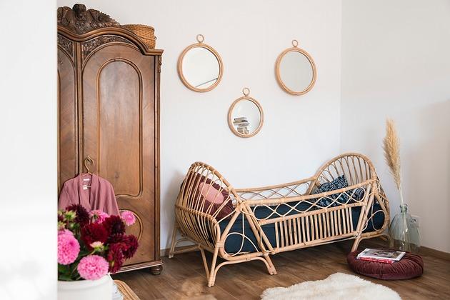 Łóżko Mathieu