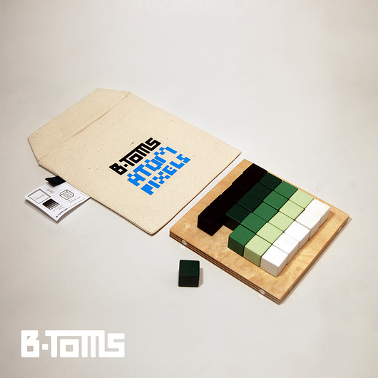 B-toms ATOM PIXELS - 2018353