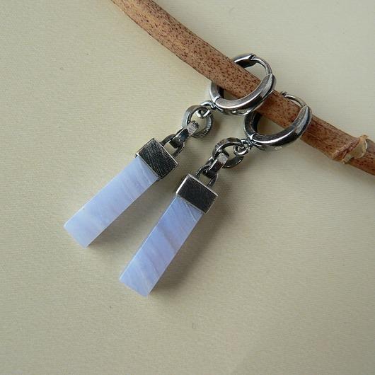 -agat blue lace- sztabki-