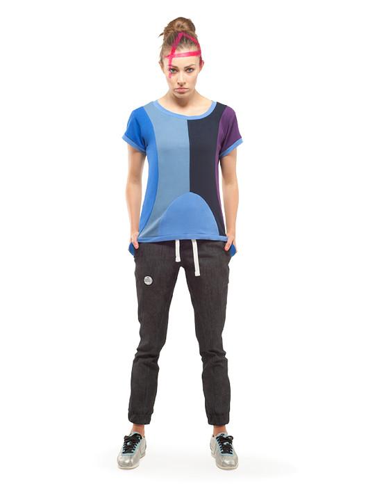 Leda T-shirt (Blue)