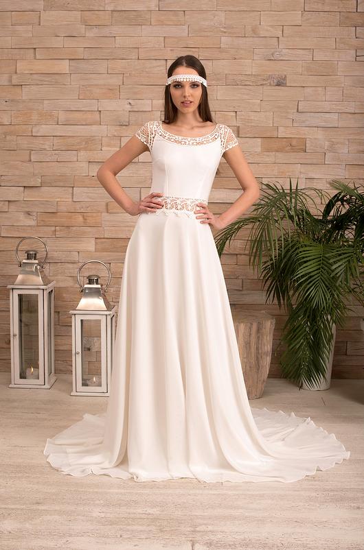 a8ed84c319 Suknia ślubna Sophie kolekcja Alisa Boho Dream