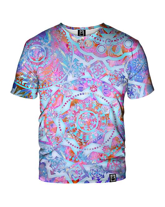 Damski T-shirt DR.CROW Pastel Rococco
