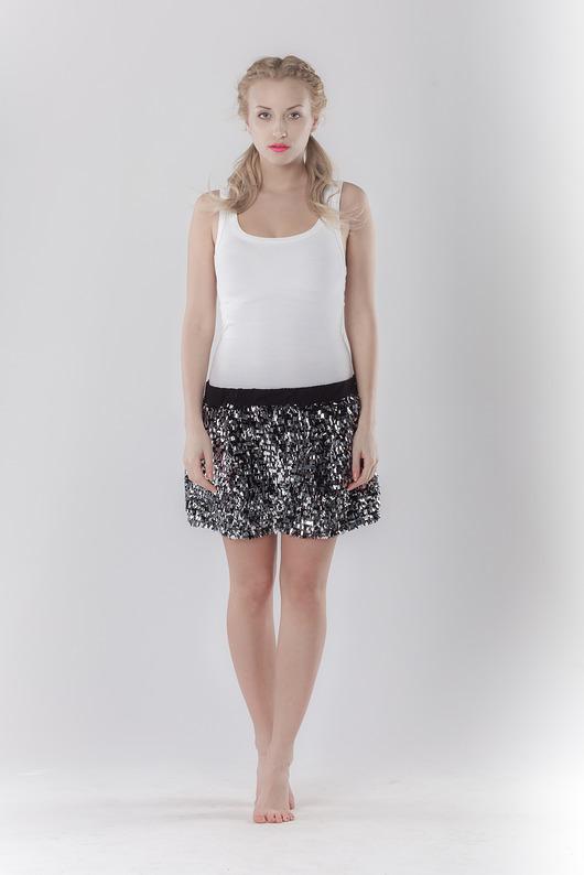 Blink-blink skirt
