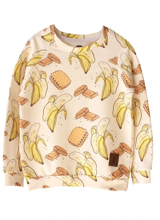 Bluza BANANAS white - 1943421