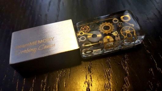 steamMEMORY - Pendrive - LED - 1948389