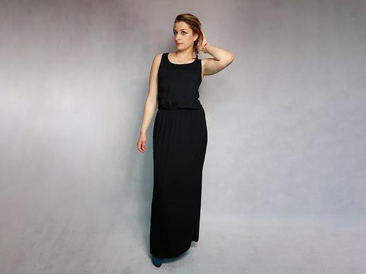 Sukienka letnia RARITY czarny