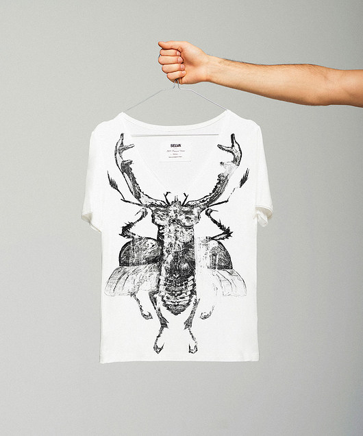 Lucanus t-shirt - SELVA