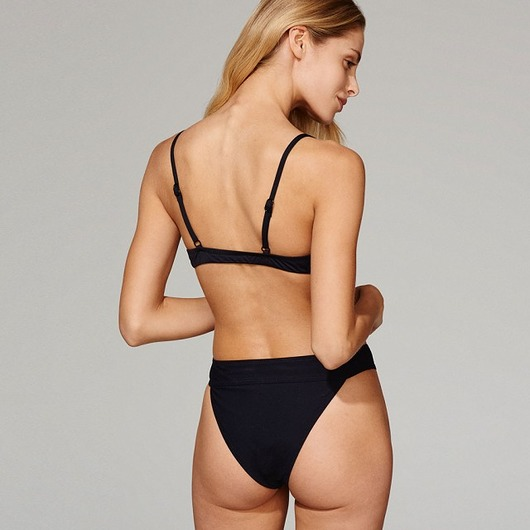 683986dc38ea74 Dół od bikini Ibiza Black - stroje kąpielowe - Pakamera.pl
