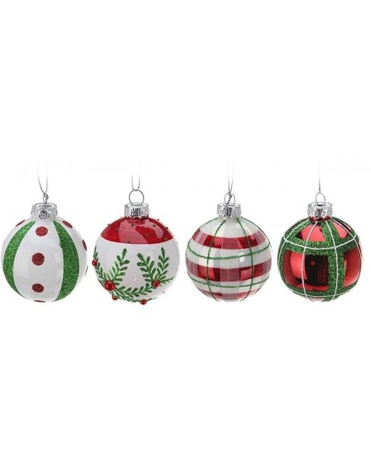 Bombka 12 Szt. Christmas Tradition - 1934258