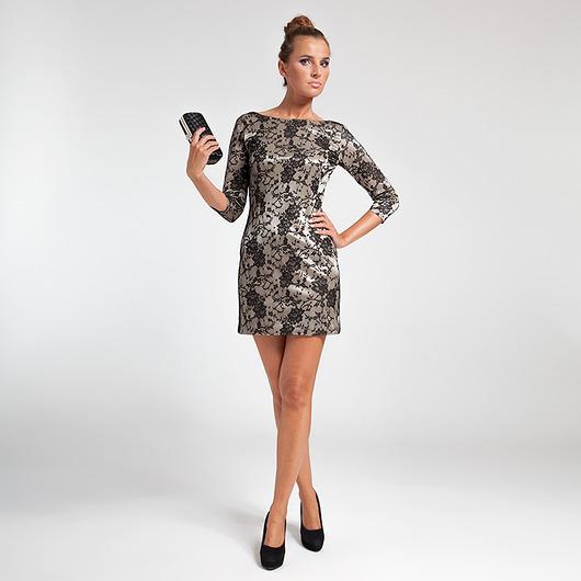 e2c80801a7 Marietta - sukienka mini WYPRZEDAŻ - sukienki - mini - Pakamera.pl