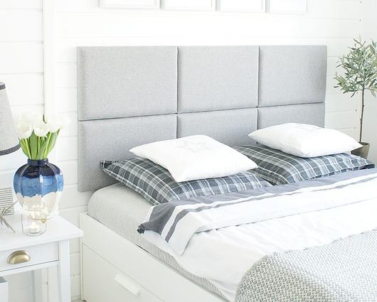 Zagłówek modułowy made for bed, zygzak - 2012556