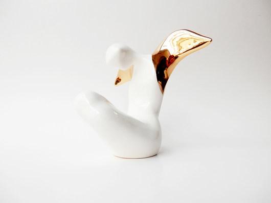 Anioł złote skrzydła - 1940692
