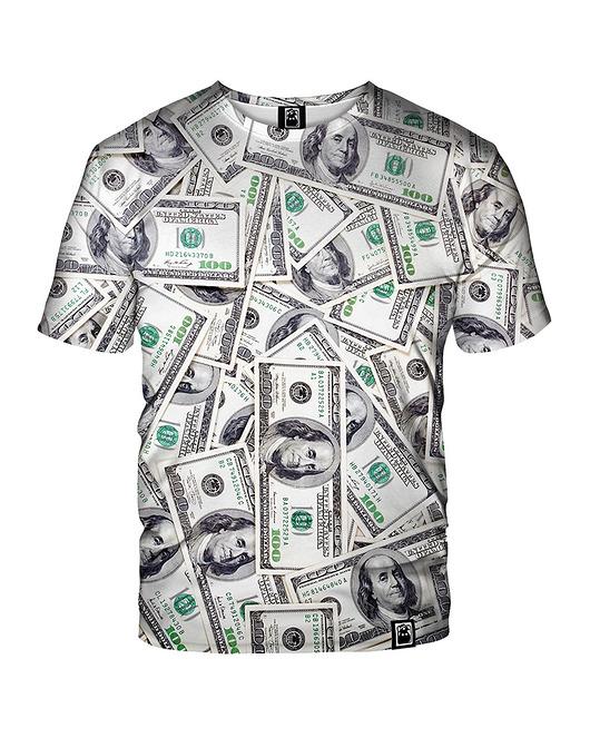 Damski T-shirt DR.CROW One Hundred Dollars