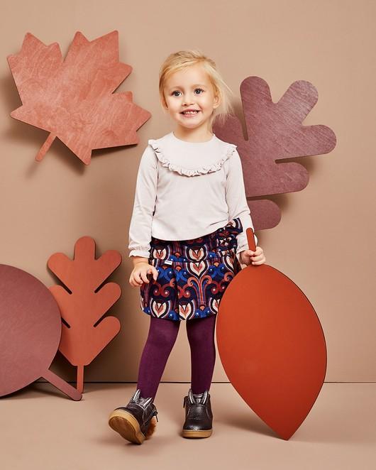 Flourish Bows Skirt - 1926463