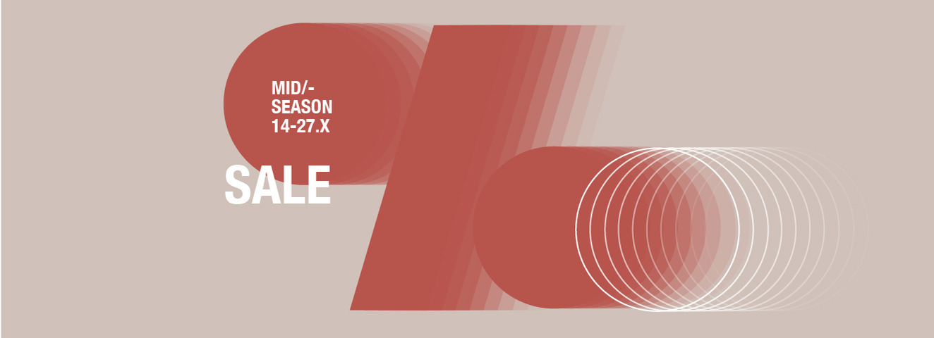 MID SEASON SALE 14/10 - 28/10