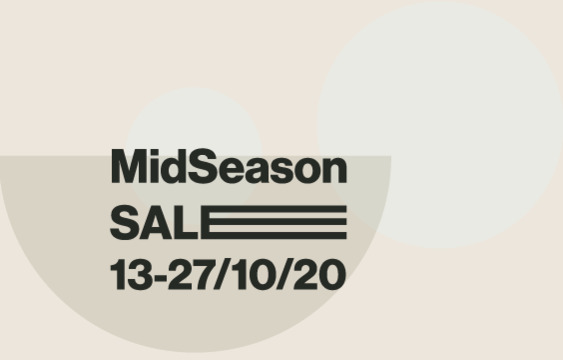 MID SEASON SALE 13/10-27/10